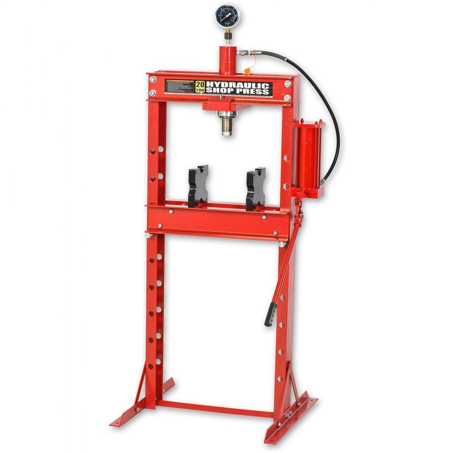 Axminster 20 Ton Hydraulic Press