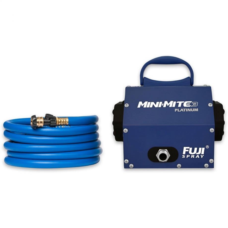 Fuji Mini-Mite 3 Platinum Turbine Unit