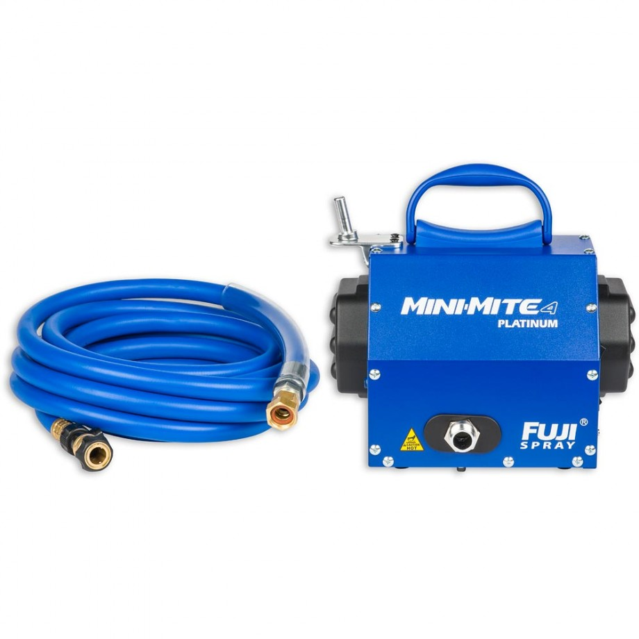 Fuji Mini-Mite 4 Platinum Turbine Unit