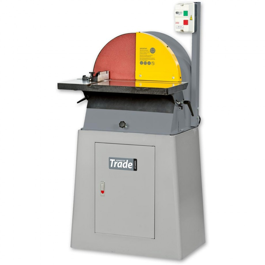 Axminster Trade Series WD-20 500mm Disc Sander