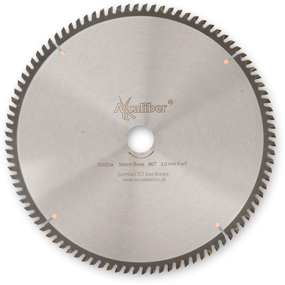 Axcaliber Contract 300mm TCT Aluminium Cutting Blade