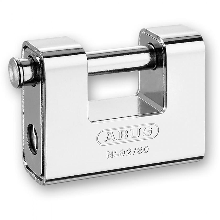 Abus 92/80 Monoblock Shutter Padlock