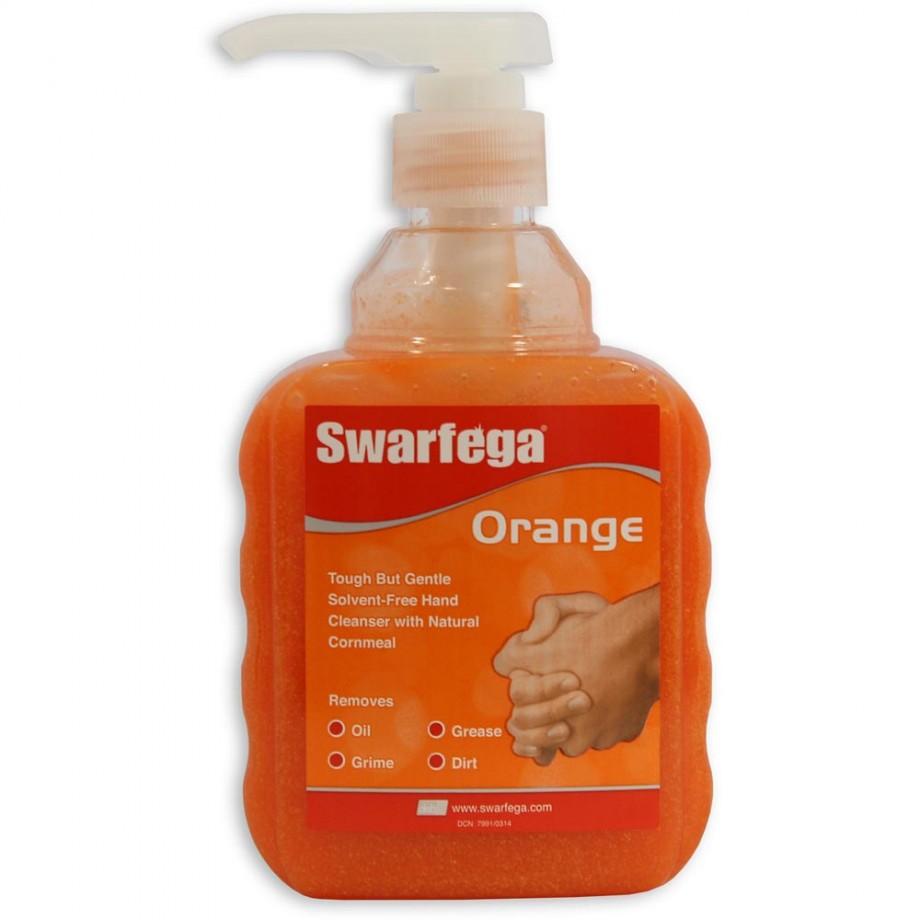 Swarfega Orange Hand Cleaner - 450ml