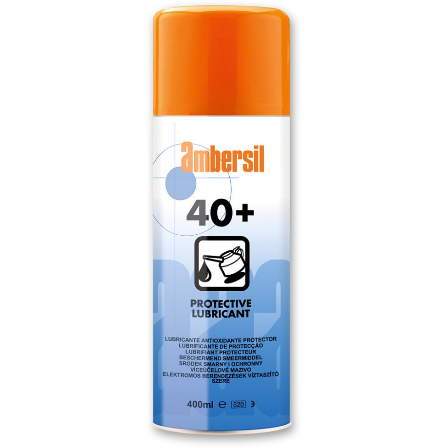 Ambersil 40+ - 400ml Spray Can