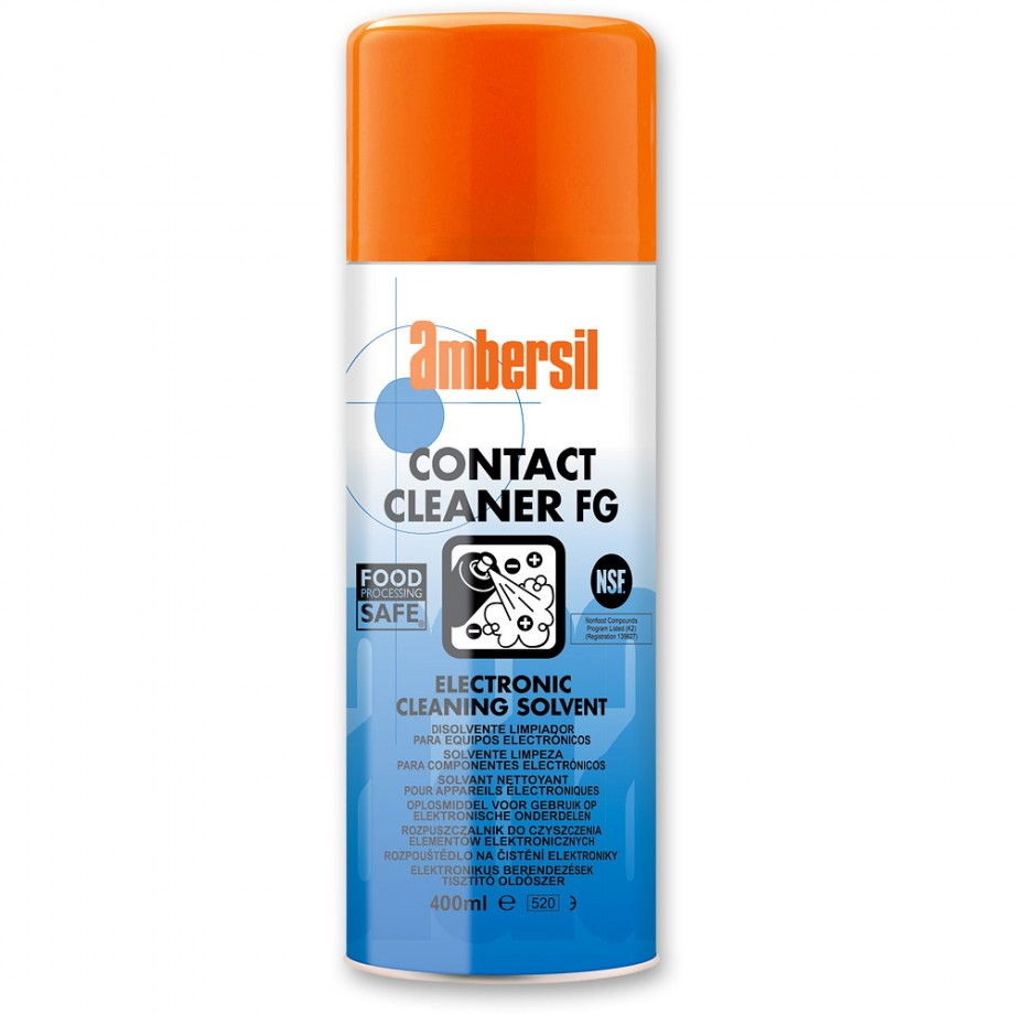 Ambersil Contact Cleaner FG
