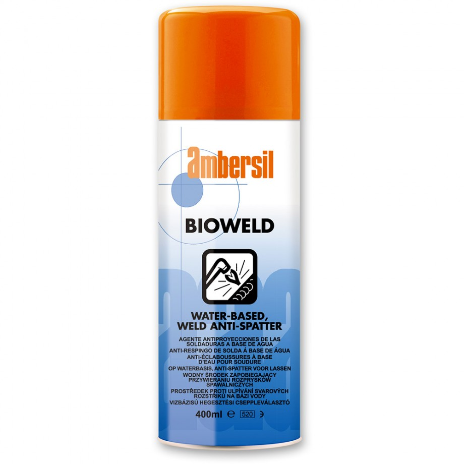 Ambersil Bioweld Anti Spatter Spray