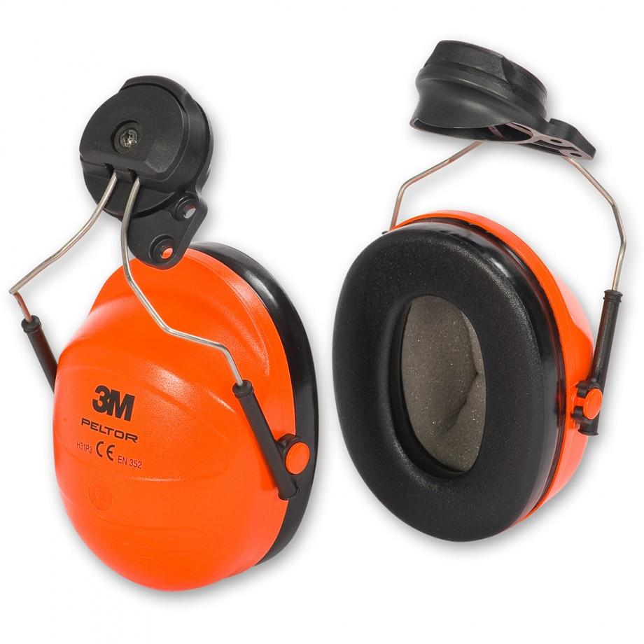 3M Helmet Mounted Earmuff Assembly for Versaflo M-Series