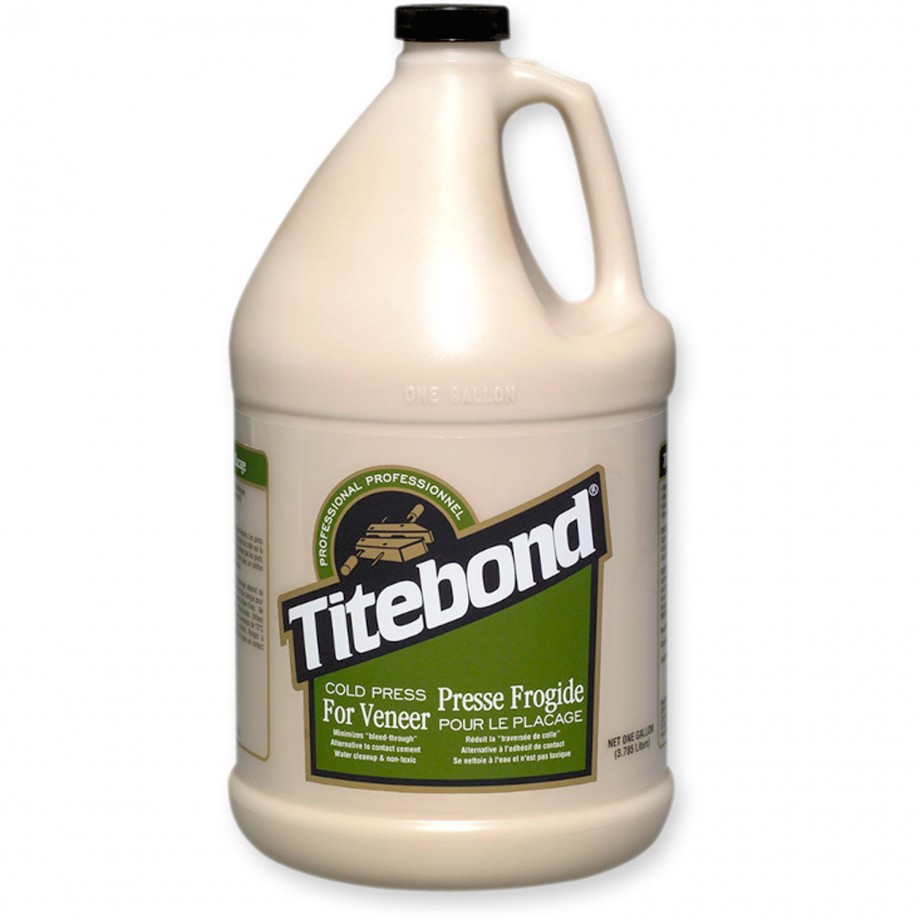 Titebond Cold Press for Veneer - 3.8 litres (1 US Gall)