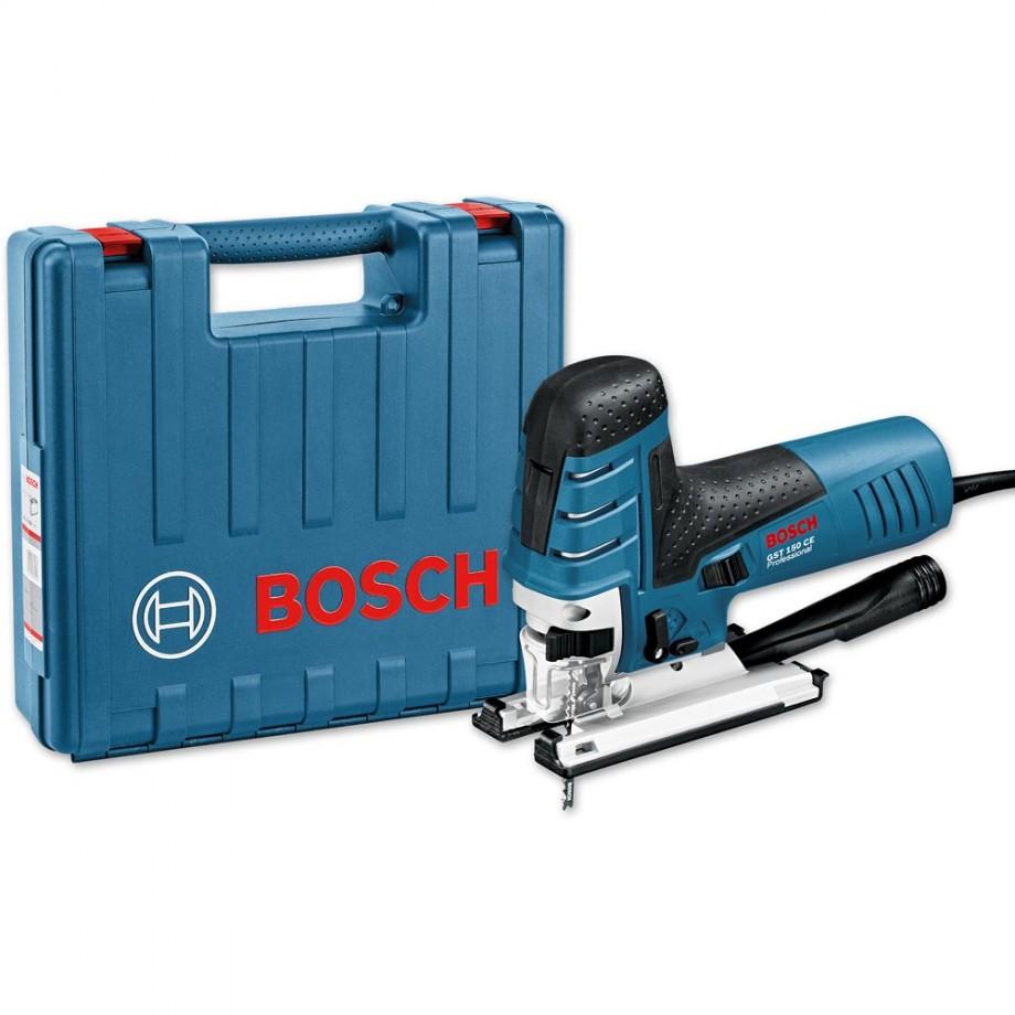 Bosch GST 150 CE Jigsaw Body Grip