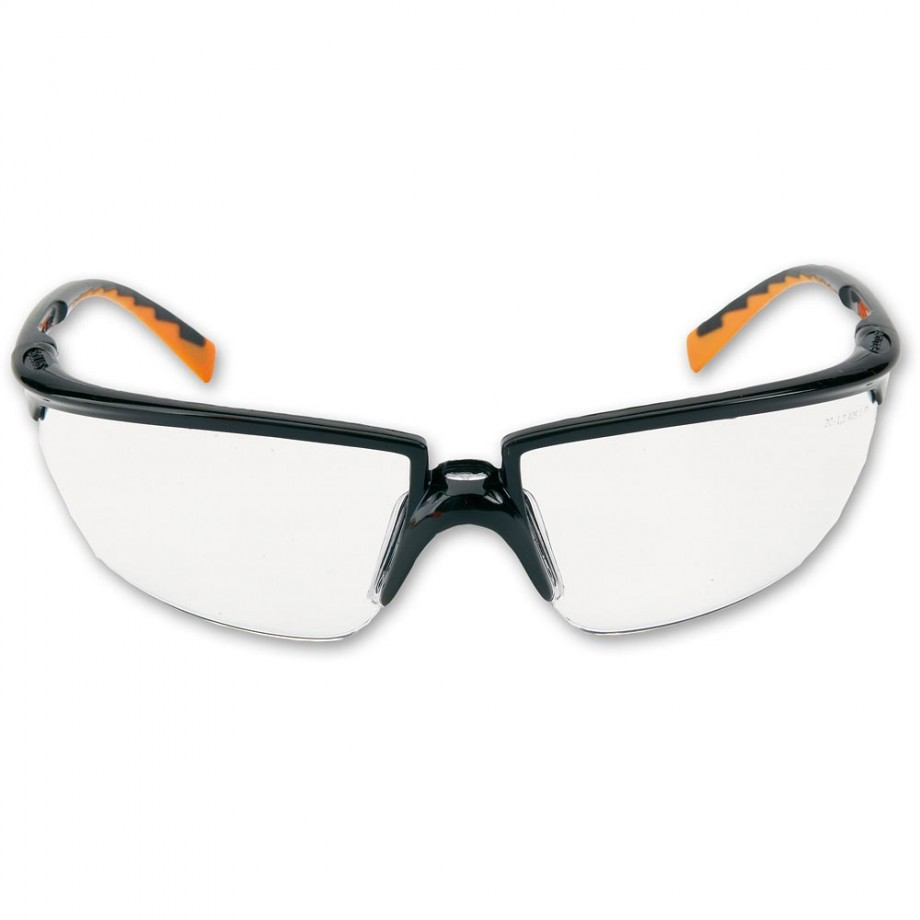 3M Solus Safety Spectacles - Clear