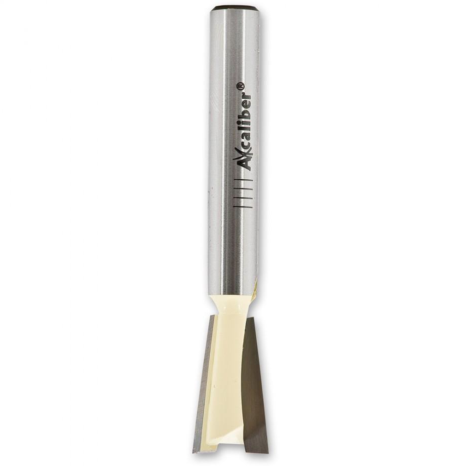 Axcaliber Dovetail Cutter - D=12.7mm - X=20.96mm - K=8° - Leigh No. 80-8 - S=8mm