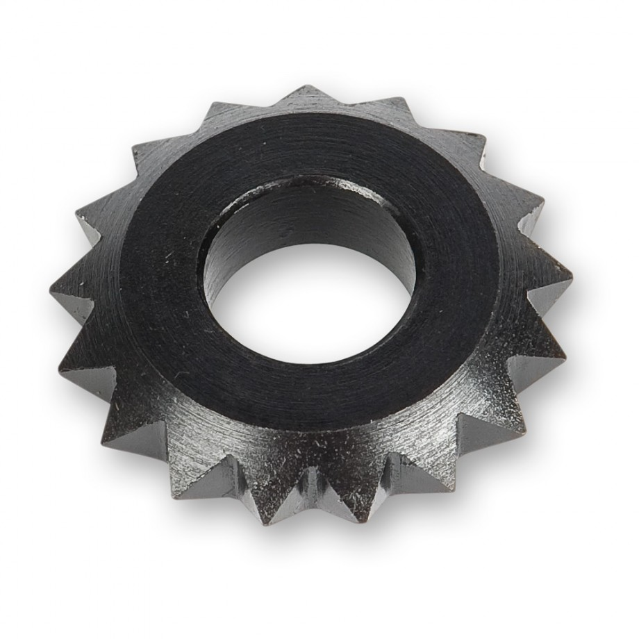 Crown Texturing Wheel for Mini Spiralling Tool