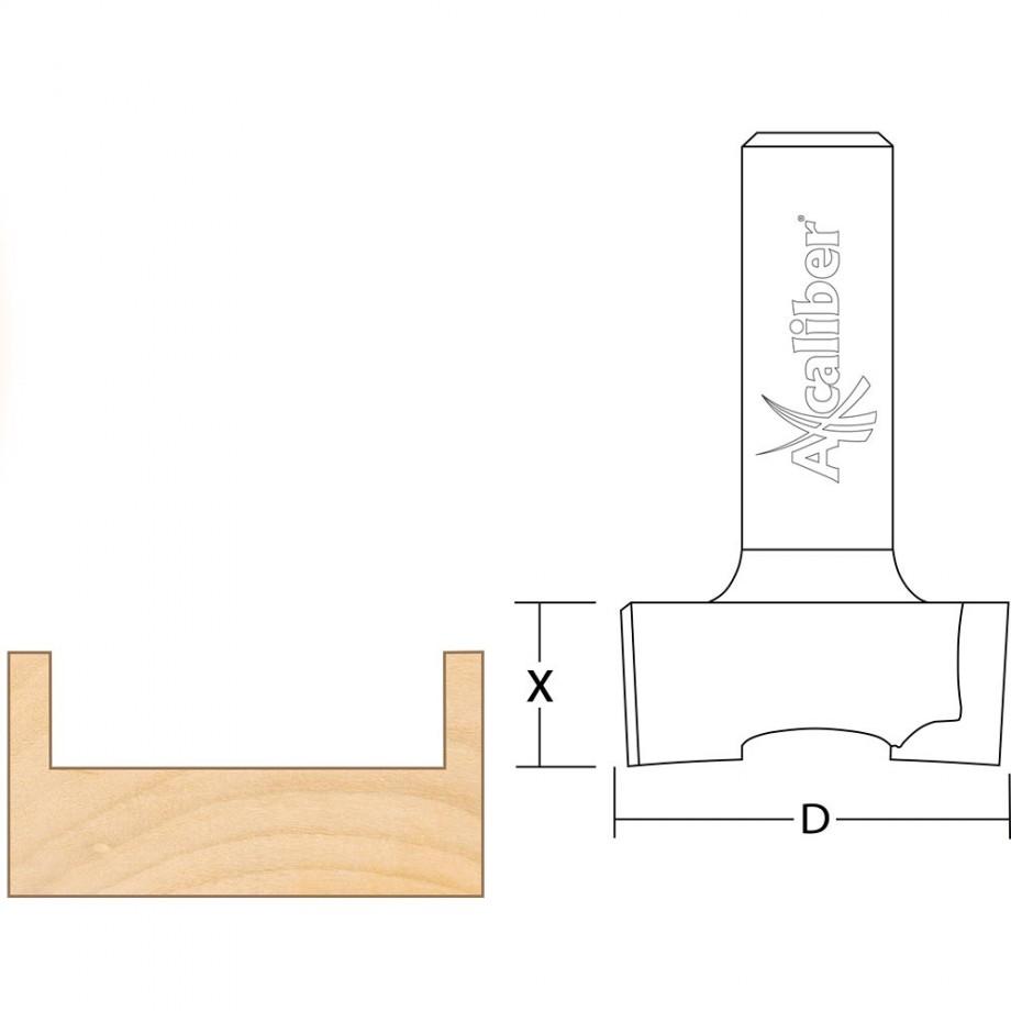 Axcaliber Milling Cutter