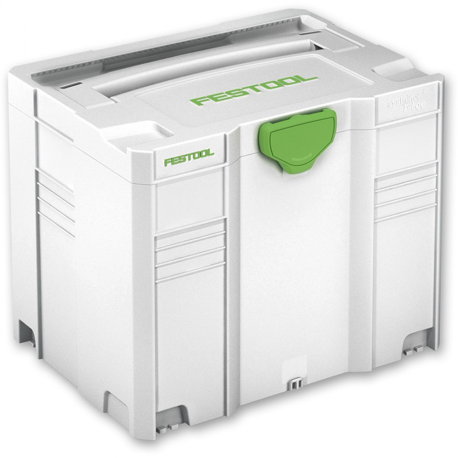 Festool Systainer T-LOC Case - Sys 4, 315mm High