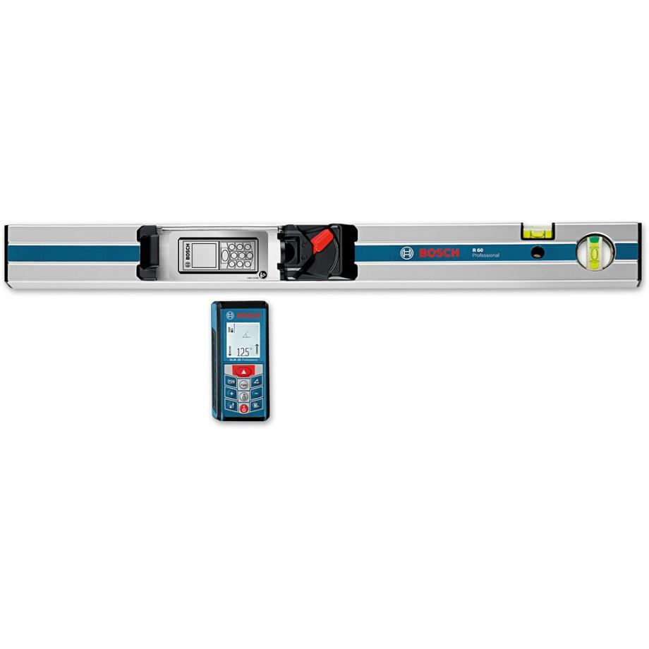 Bosch GLM 80 Laser Rangefinder & R 60 Measuring rail