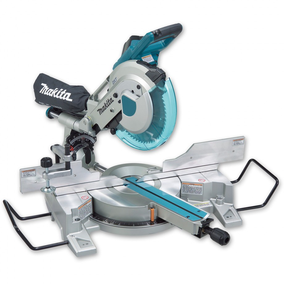 Makita LS1016L 260mm Compound Mitre Saw with Laser - 110V