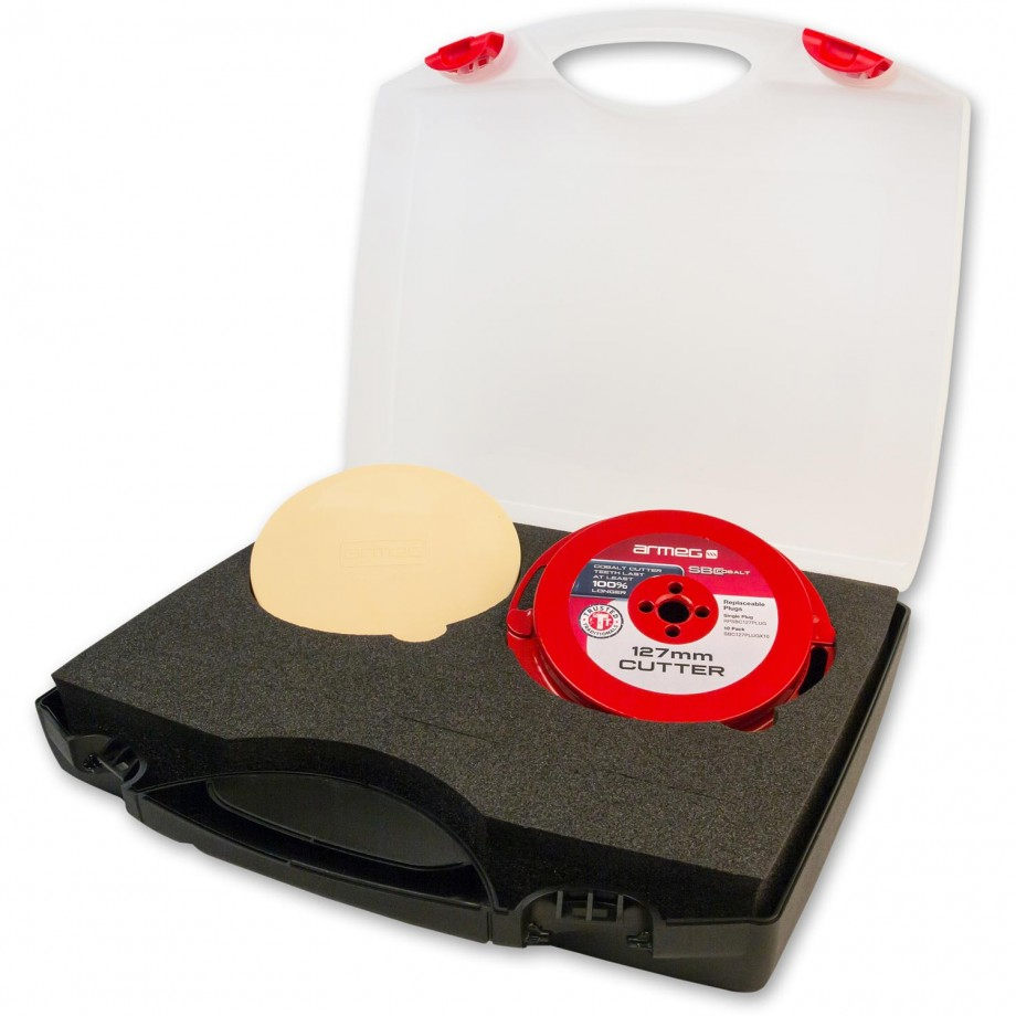 Armeg Solid Board Cutter 127mm