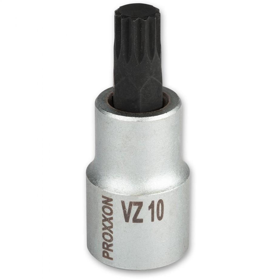 """Proxxon 1/2"""" Spline Inserts VZ10"""