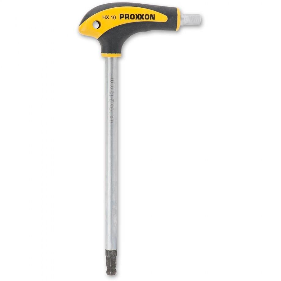 Proxxon L-Handle Hex Screwdriver - Hex 10mm