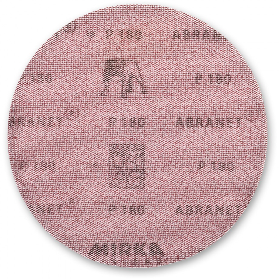 Mirka Abranet Abrasive Disc 240g - 125mm (Pkt 10)
