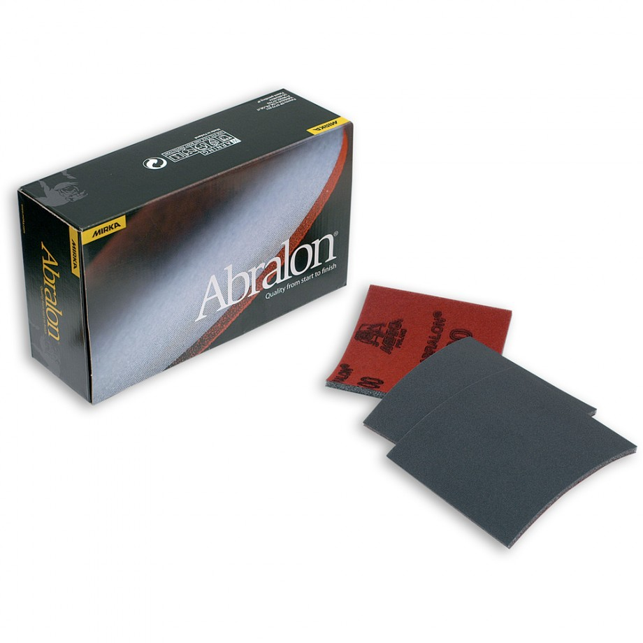 Mirka Abralon Finishing Pads