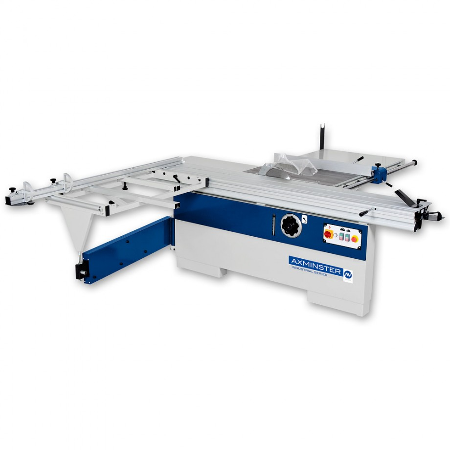 Axminster Industrial Series P305/2500 Panel Saw - 230V