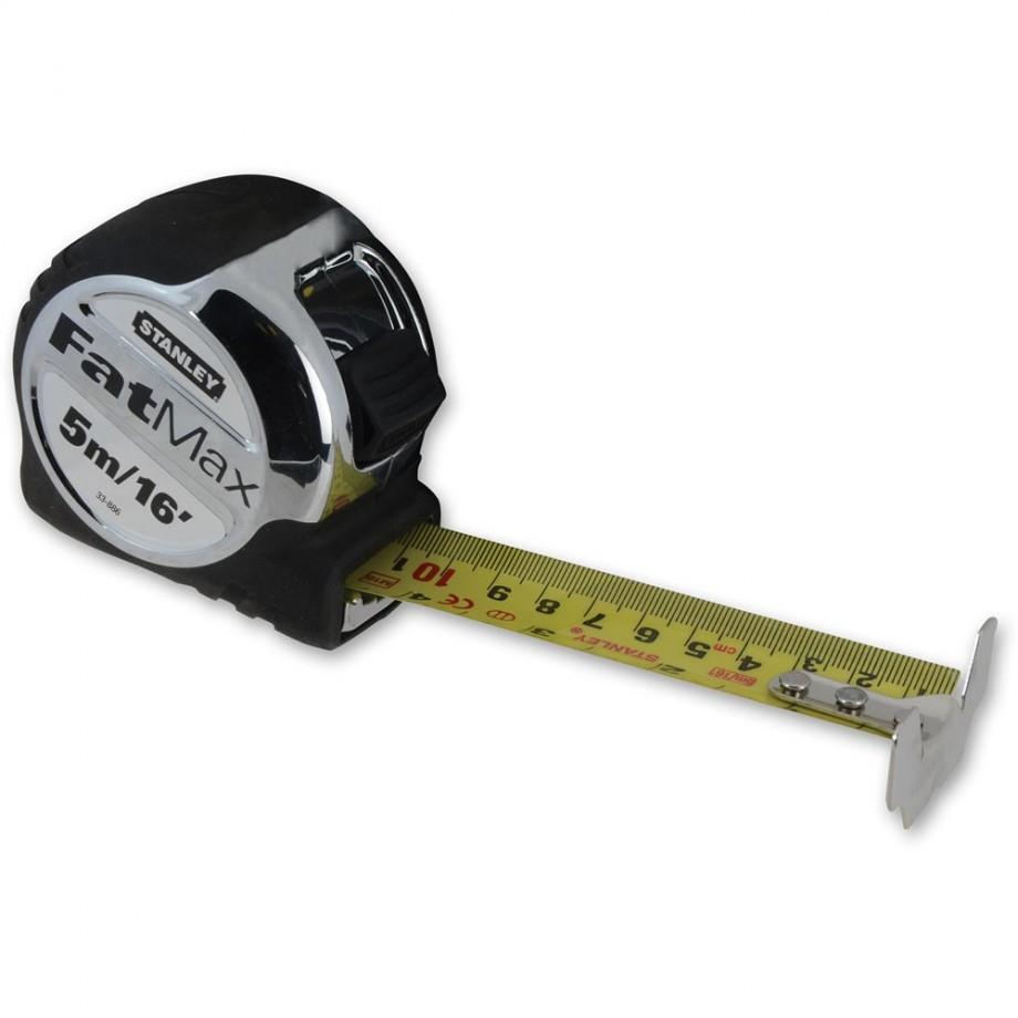 Stanley FatMax Tape - 5m/16'