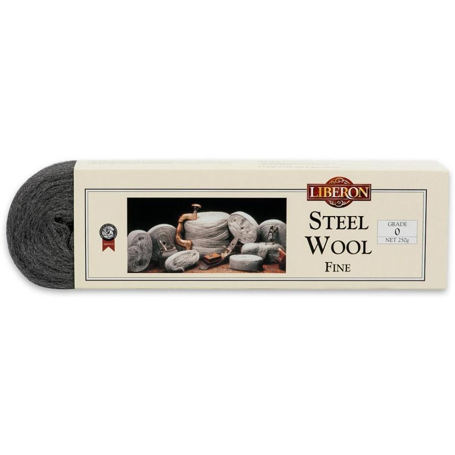 Liberon Steel Wool - Grade 0 - 250grm