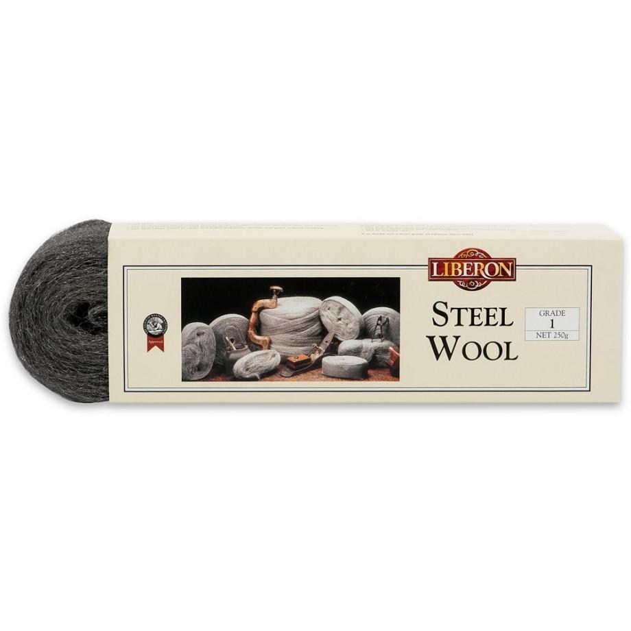 Liberon Steel Wool - Grade 1 - 250grm