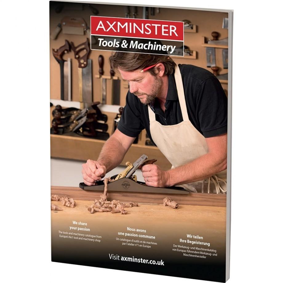 Axminster Tools & Machinery Catalogue (International Edition)