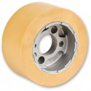 Co-Matic 100mm Roller for Power Feeds