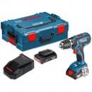 Bosch GSB 18-2-LI Cordless Combi Drill 18V (2.0Ah)