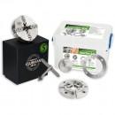 Axminster Woodturning Chucks Starter Kit SK100 Chuck Package - T23