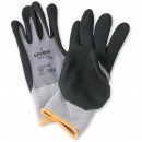 uvex unilite 7700 Nitrile PU Work Gloves 8