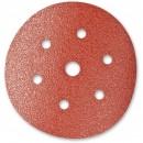 Mirka Deflex Abrasive Discs 150mm 60g 6+1 Hole (Pkt 50)