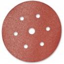 Mirka Deflex Abrasive Discs 150mm 80g 6+1 Hole (Pkt 100)