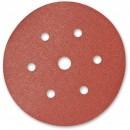 Mirka Deflex Abrasive Discs 150mm 120g 6+1 Hole (Pkt 100)