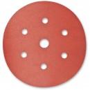 Mirka Deflex Abrasive Discs 150mm 240g 6+1 Hole (Pkt 100)