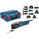 Bosch GOP 30-28 MultiCutter in L-BOXX & 9 Accessories 230V