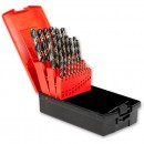 Ig2 25 Piece 1.0-13 x 0.5mm HSS Drill Set Two Tone