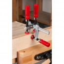 For use with F or bar clamps (sold separately)