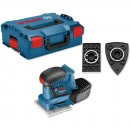 Bosch GSS 18V-10 Multi-Base Palm Sander in L-Boxx (Body Only)