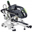Festool KAPEX KS60 E-SET Mitre Saw (LED+Bevel) 230V