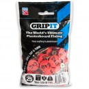 GripIt 18mm Plasterboard Fixings Red (Pkt 25)