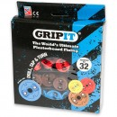 GripIt Plasterboard Fixings Assorted Kit (Pkt 32)