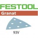 Festool Granat Delta Abrasive 80G (Pkt 50)