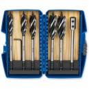 FISCH 6-Piece Auger Speed Cut Set