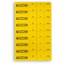 Tormek PL-01 Profile Labels
