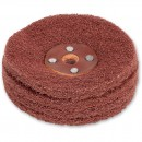 Axminster Trade Nylon Abrasive Wheel for Ultimate Edge - Medium