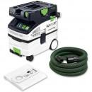 Festool CTL CLEANTEC MIDI Dust Extractor (Bluetooth) 230V